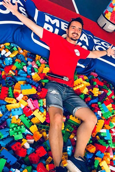 Moderátor Matej Martinček moderuje pre Mattel