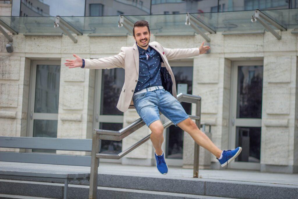 Moderátor Matej Martinček robí voiceover do reklamných spotov